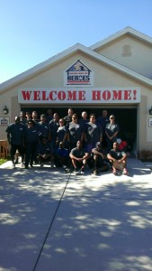 Orlando Movers - Coleman Allied assists Building Homes for Heroes