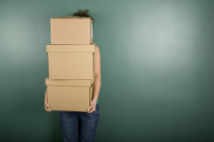How to Pack Different Sized Boxes For Your Move