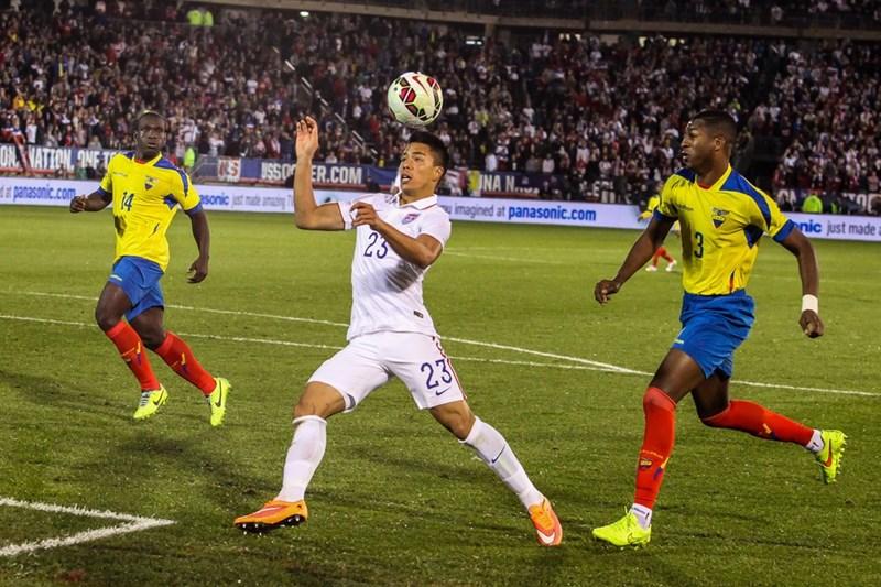 US Men's Soccer