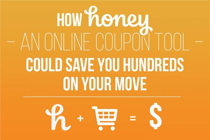 How Honey – An Online Coupon Tool – Could Save You Hundreds On Your Move