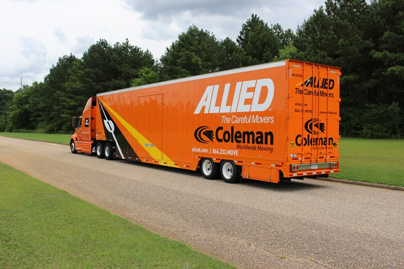 Coleman Worldwide Moving to Assist in South Carolina Relief Effort
