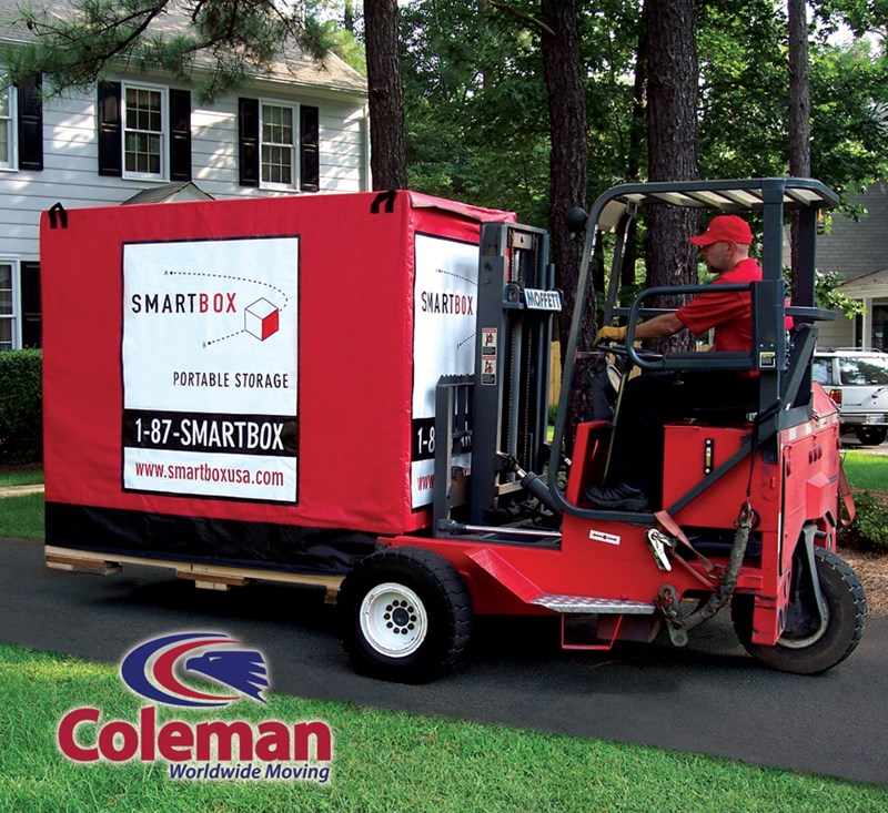 Coleman Worldwide Moving to Open Six New SMARTBOX Locations