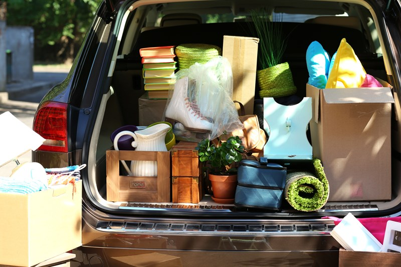 4 Tips to Make Packing Your Car a Cinch
