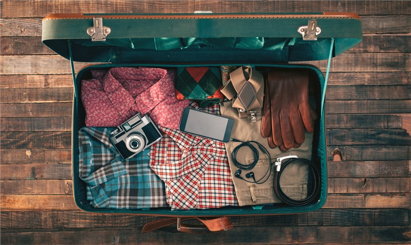 Five Steps to Prep Your Moving Suitcase