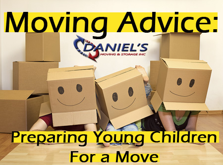 Moving Advice: Telling Younger Children You're Moving