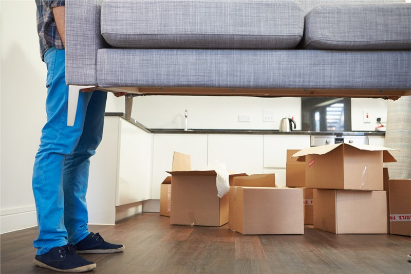 What to Do With Furniture That Won't Fit In Your New Wichita Home