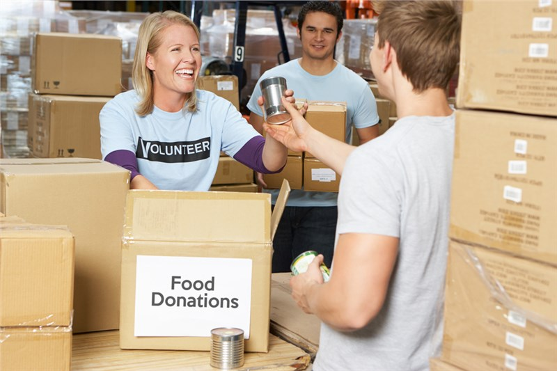 Best Places for Food Donation in Kansas City
