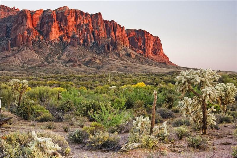 Mountain outside Phoenix