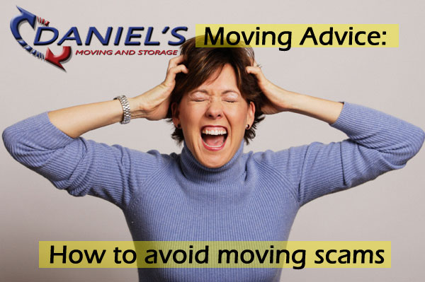 Moving Advice: How to Avoid Common Moving Scams