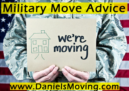 Proper Planning Can Ease Moving Stress for Military Families