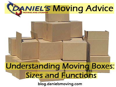 Moving Advice: Understanding Moving Boxes