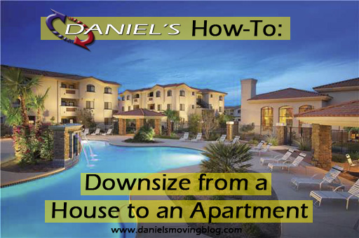 How-To: Downsize from a House to an Apartment