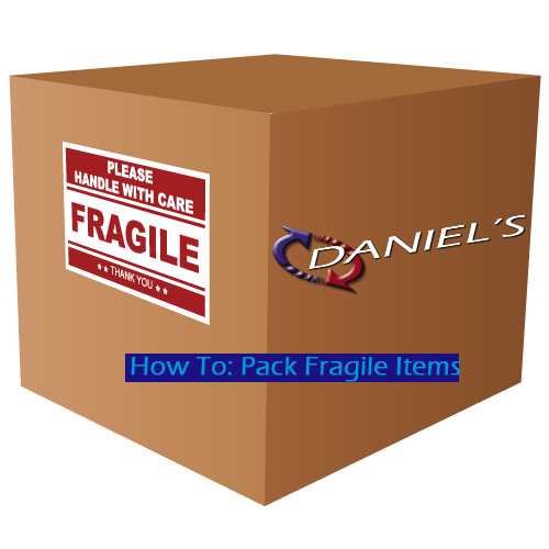 How-To: Pack Fragile Items