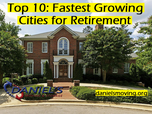 Top 10: Fastest Growing Retirement Locations