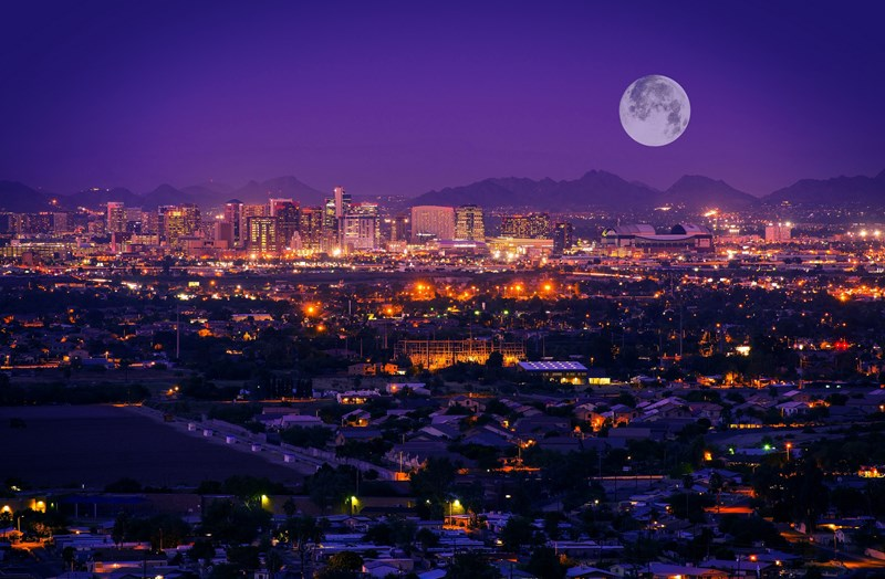 Outdoors, City Living, and Professional Sports- Phoenix Has It All