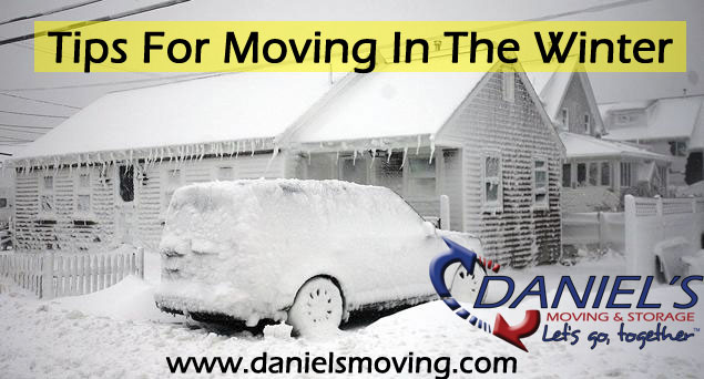 Tips For Moving During Winter Months