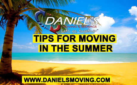 Moving Advice: Moving In The Summer