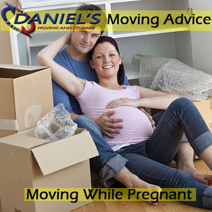 Moving Advice: Moving While Pregnant