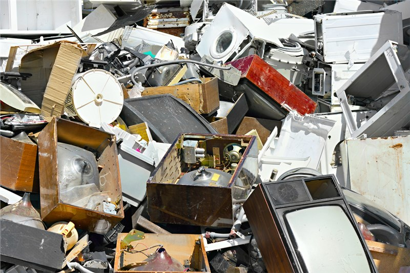 How to Throw Away Your Old Appliances
