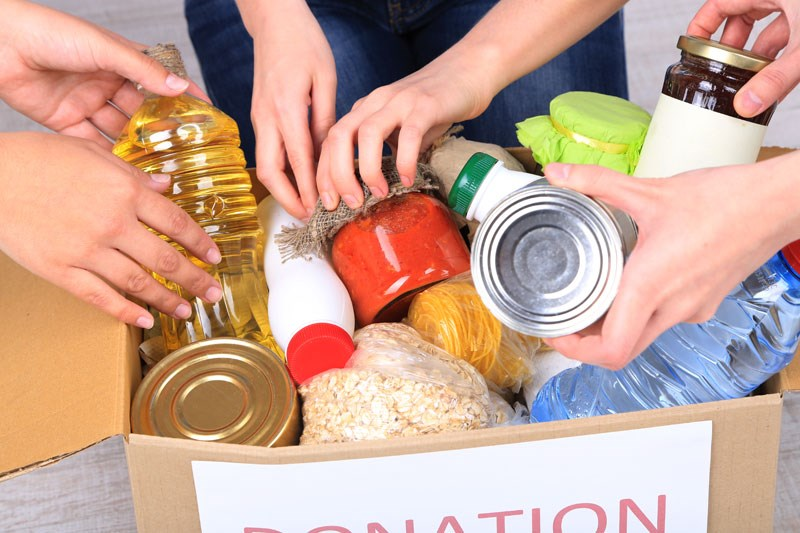 Daniel's Moving & Storage Participates in Project Wee Care Food Drive