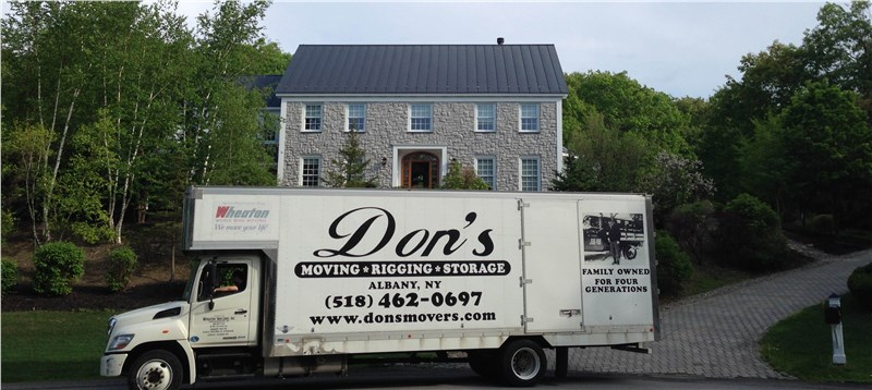quality local movers in Albany
