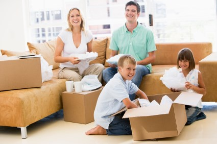 Household Moving Tips for Families with Kids