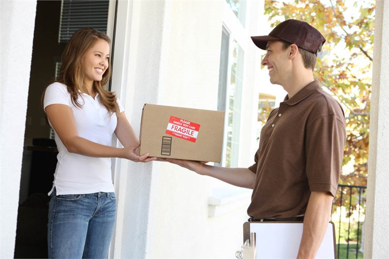 Fallon Makes Home Deliveries Fast & Convenient