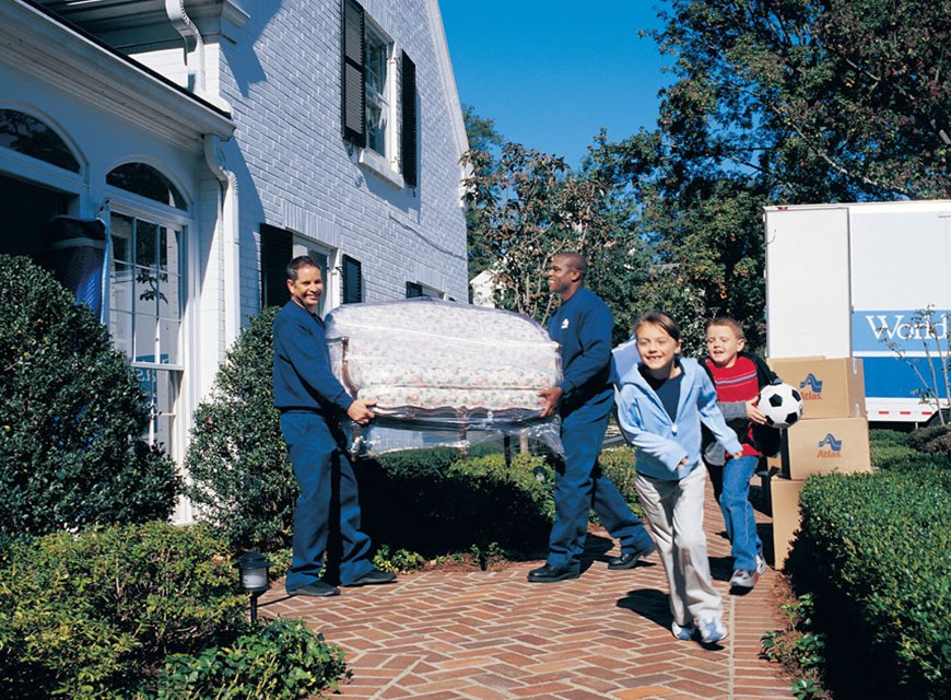 Residential Movers in Connecticut