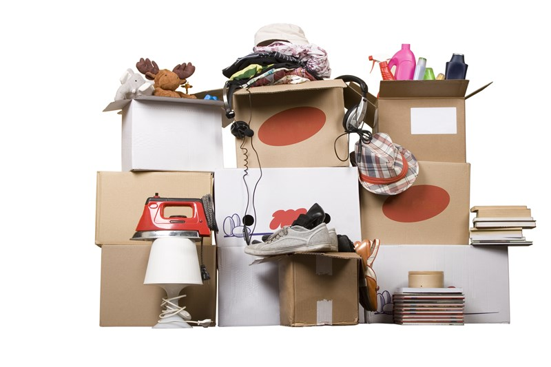 Purging Before a Move—Tips for What to Toss