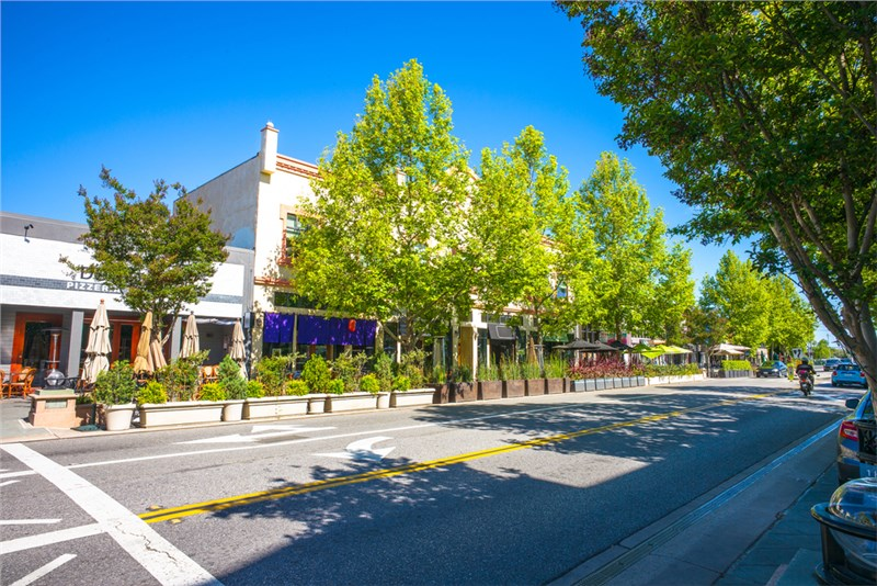 Enjoy City Life and Outdoor Parks in Mountain View, CA