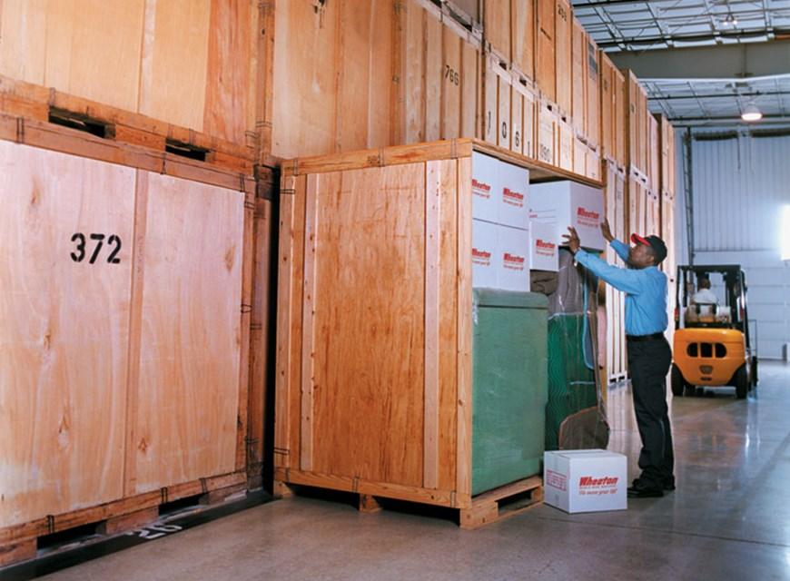 California Storage