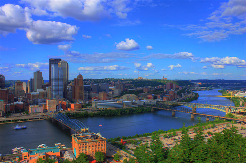 Five of the Most Picture-Worthy Places in Pittsburgh