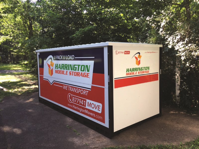 NJ Portable Storage Now Available at Harrington Moving & Storage