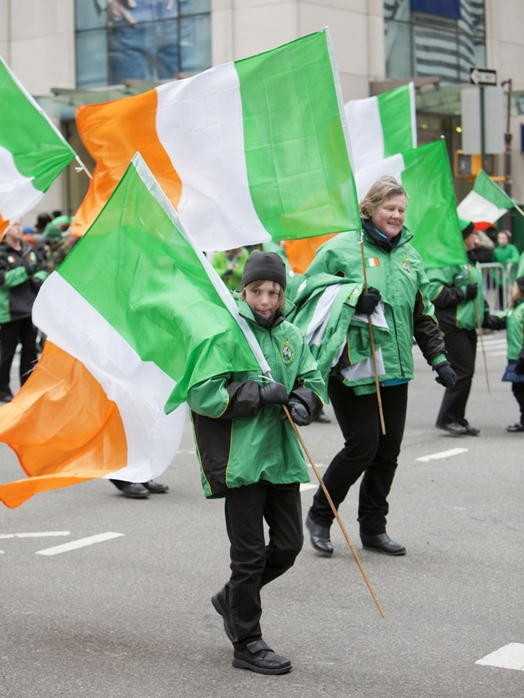 Essex County Bleeds Green for St. Patty's Day