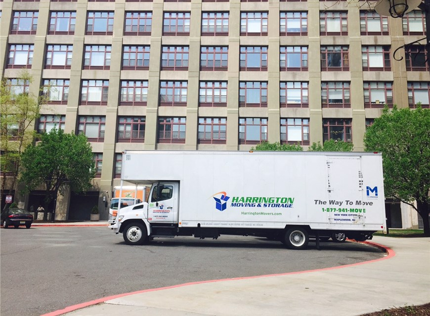 Luxury and Hi-Rise Moving Company