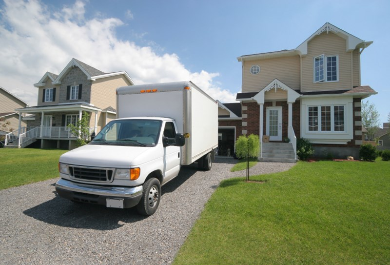 Residential Moving Services in Portland