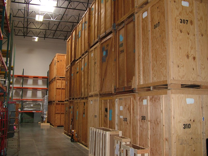 Household Storage Location in Tigard