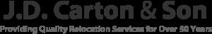 Congratulations Jonathan Monico and J. D. Carton & Son, Inc.,