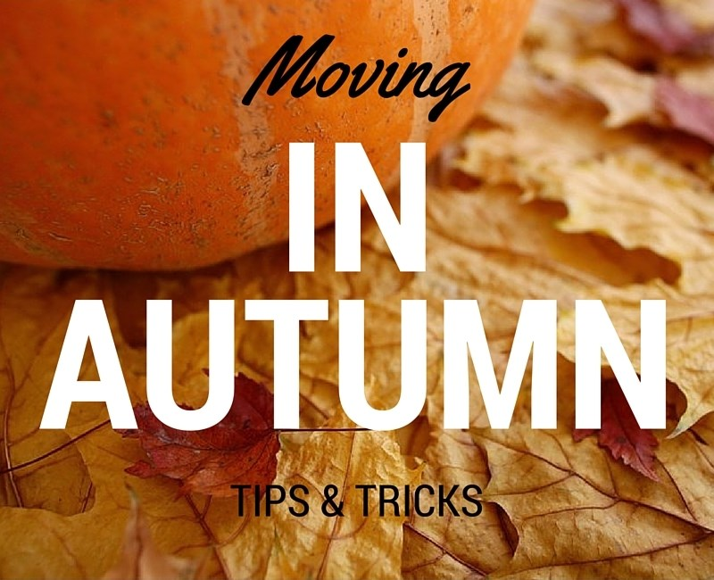 Moving in Autumn