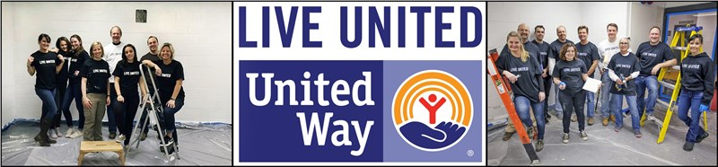 United Way of Northern New Jersey - Volunteer Project