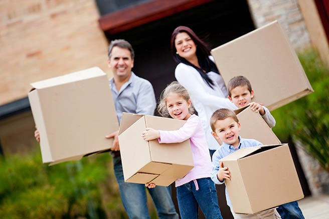 NJ long distance residential movers