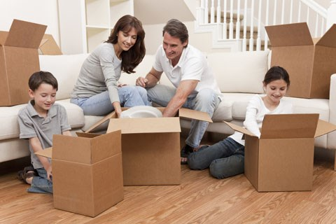 Moving How-To: Get the Whole Family Involved