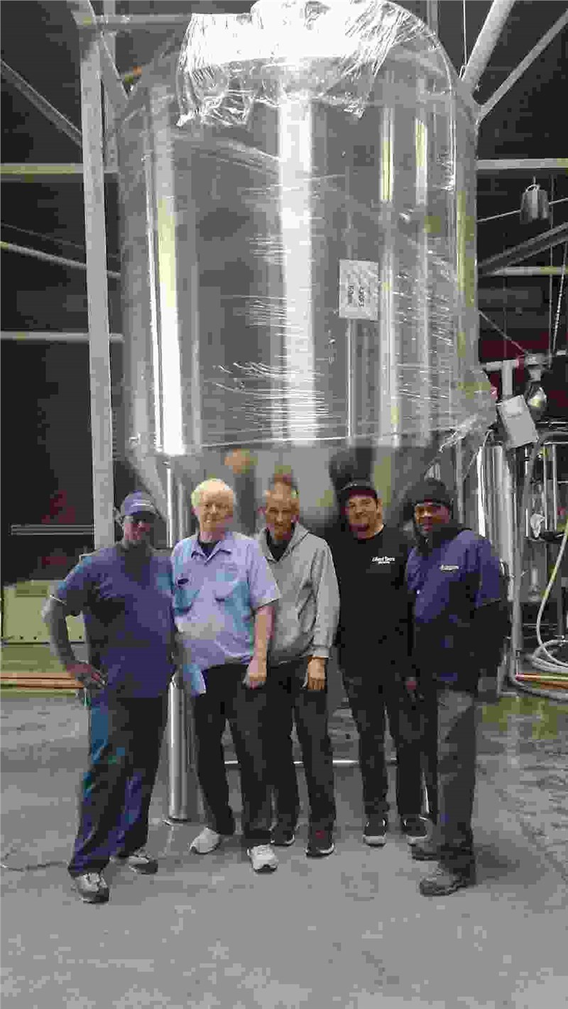 Expert Industrial Movers: Moving a Brewery