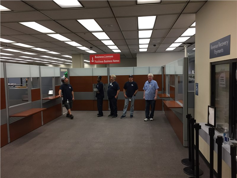 Complete Sacramento Office Installation Moving Solutions
