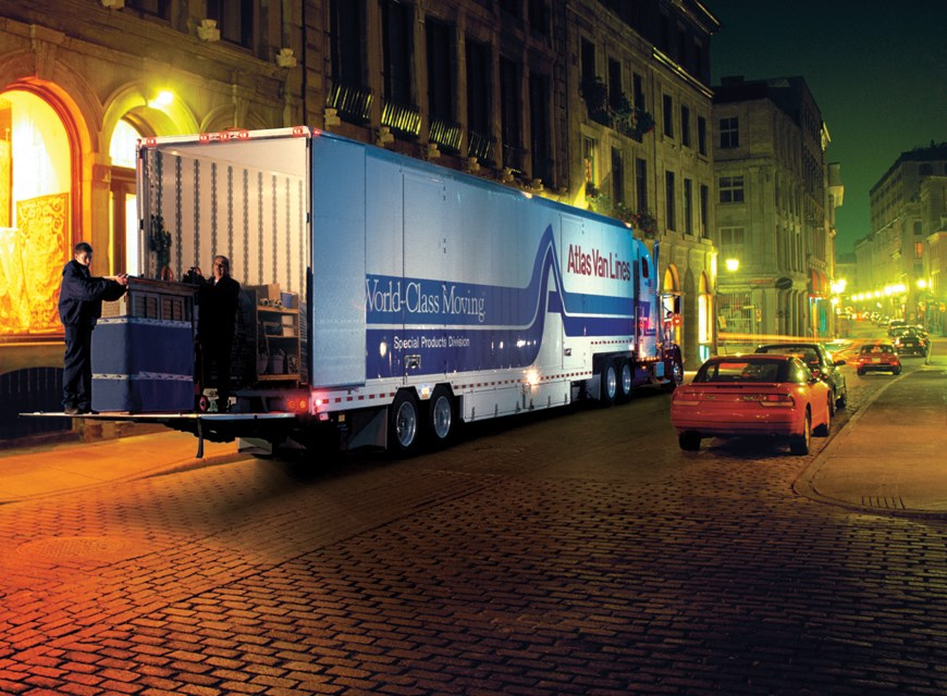 Bay Area and Sacramento Commercial Movers