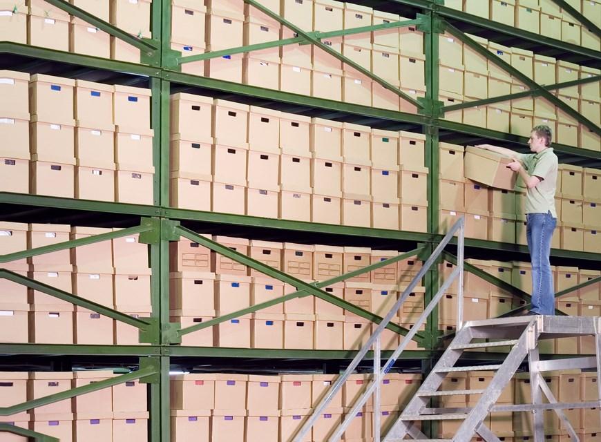 Records Management Bay Area and Sacramento