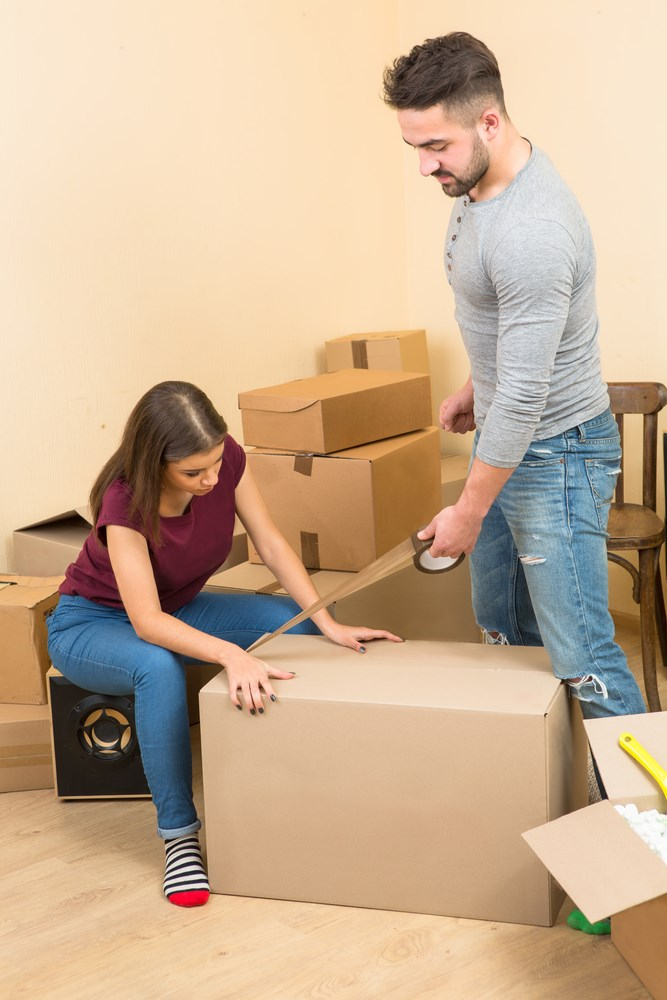 How to Make Packing Easy for Your Local Move