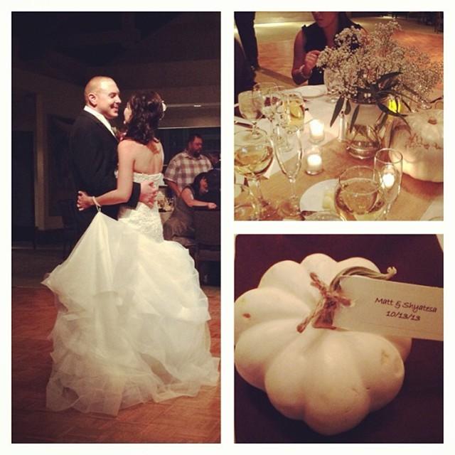 Congratulations to Matthew & Shyatesa Simoni!