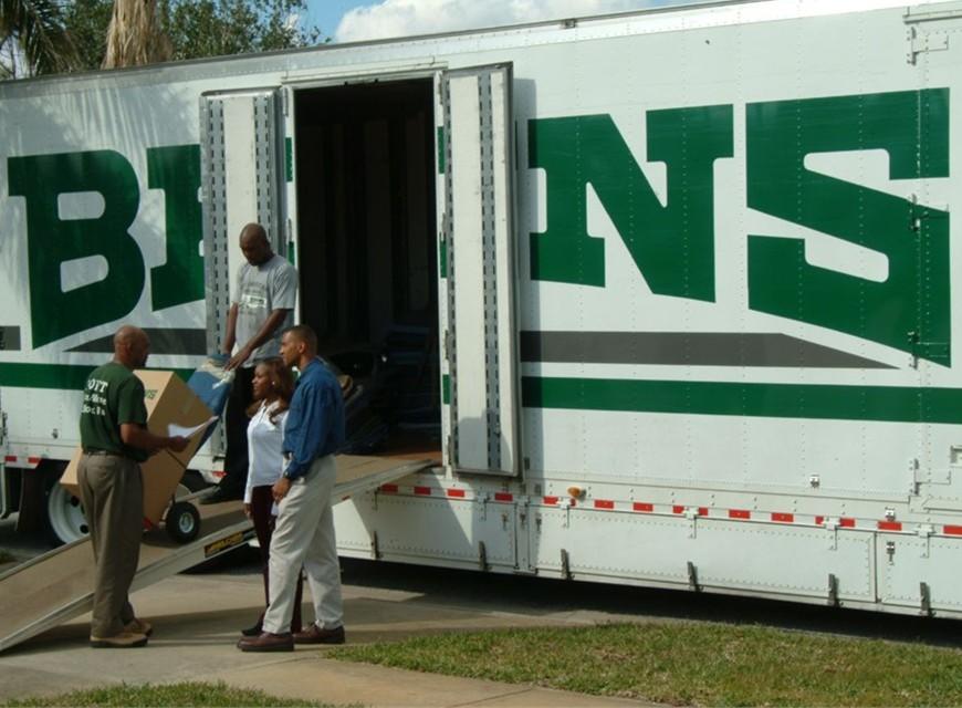 Stockton Moving Company & Modesto Moving Company