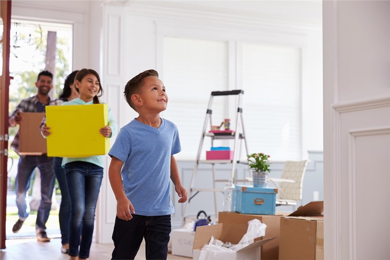 Preparing Children for a Move